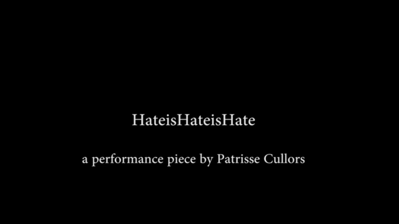 hate, white supremacy, Black identity